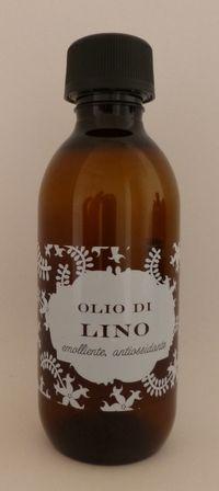 Olio di Lino 100 ml - Officina Naturae
