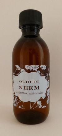 Olio di Neem 100 ml - Officina Naturae